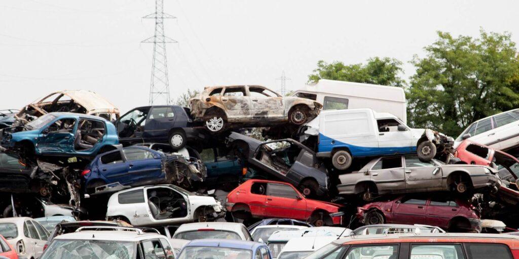 Kiedy samochód oddać do kasacji?